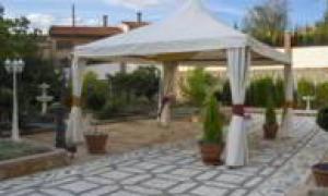 Alquiler de carpas Málaga