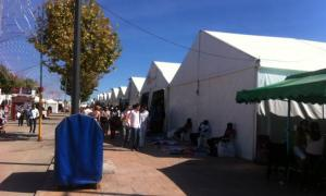 Alquiler de Carpas Murcia
