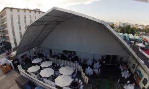 Alquiler de carpas para bodas Madrid